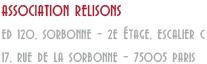 Adresse de Relisons
